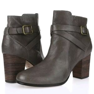 Cole Haan Grande Os Hinckley Leather Ankle Boots